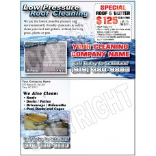 Pressure Washing Postcard #5