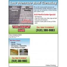 Pressure Washing Postcard #6